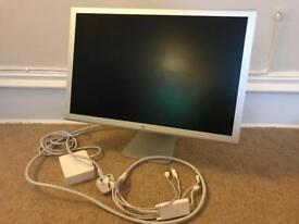 APPLE 23 INCH CINEMA HD DISPLAY WITH POWER ADAPTER