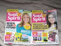 spiritual magazines x5