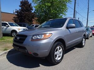 2008 Hyundai Santa Fe LOW KMS. ACCIDENT FREE. EXTENDED WARRANTY