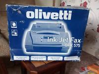 Olivetti Ink Jet Fax machine