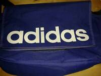 Adidas Purple Messanger bag