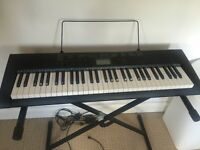 Keyboard Casio CK1100 hardly used in very good condition