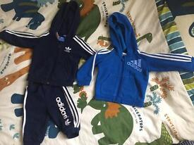 3-6 month adidas tracksuit