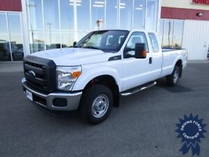 2014 Ford F-250SD XL FX4 Supercab 4X4 Long Box w/27,662 Kms