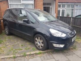FORD GALAXY 2011 2.0 DIESEL 7 SEATER PCO + UBER READY .. MOT 1 YEAR.. automatic diesel