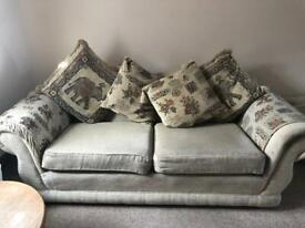FREE Sofa + Chair