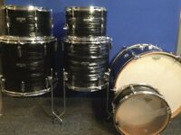 Premier Olympic Vintage Drum Kit (6-piece with snare - mahogany shells)