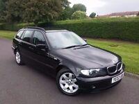 BMW 3 SERIES 2.2 320i SE TOURING 2002