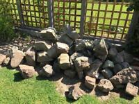 Rockery stones cheap