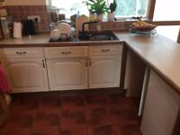 Kitchen For Sale - Collection & Dismantle Only - £100