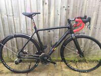 Tomac gravel/adventure bike