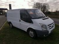 2009 Ford transit 2.2 diesel with Sat nav dvd