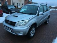 2005 Toyota RAV4 2.0 D-4D 4x4 1 Year MOT! Immaculate Condition! One Previous Owner!