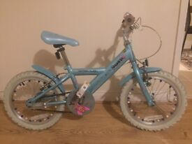 "16"" girls Apollo Sparkle bicycle"