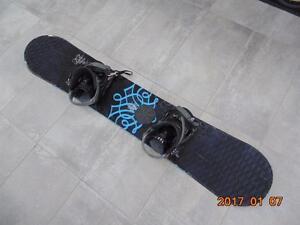 Planche à neige K2 Satori 147cm + fixations