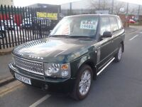 RANGE ROVER Vogue V8 Autobiography,full leather interior,alloy wheels,2 keys,runs and drives well