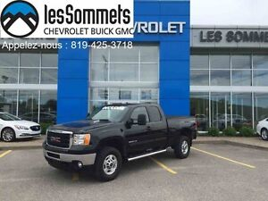 2011 GMC SIERRA 2500 HD 4WD EXTENDED CAB SLE