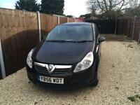 Cheap Automatic Vauxhall Corsa 2007 quick sale