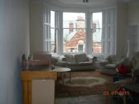 6 Bedroomed Marchmont Flat close to Edin Uni and on bus route to Heriot Watt Uni