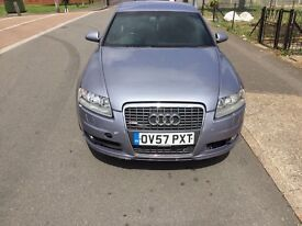 Audi a6 2008 S line full leather