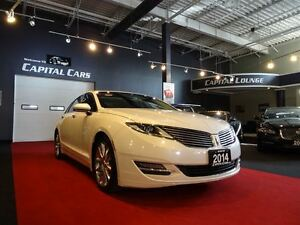 2014 Lincoln MKZ LIMITED / AWD / NAVIGATION / SUNROOF