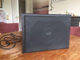 Miller and Kreisel VX-7 Mk II Sub Speaker