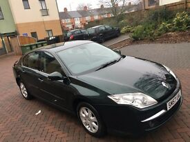 Renault laguna 2007 1.5 dci Diesel 6 speed manual 102k miles quick sale No offers 1300 pounds