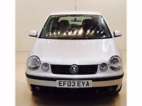 Volkswagen Polo 1.9 TDI PD Sport 3dr