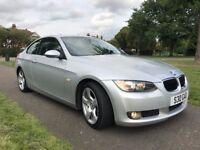 2008 SILVER BMW 3 Series Coupe 320i *NEW MOT*