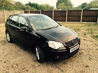 Volkswagen polo 1.2 petrol only 49.000 miles