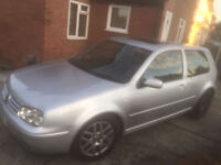 VW GOLF MK4 1.8T GTI MODIFIED/MODED/..WITH K04 full set up Very good condition