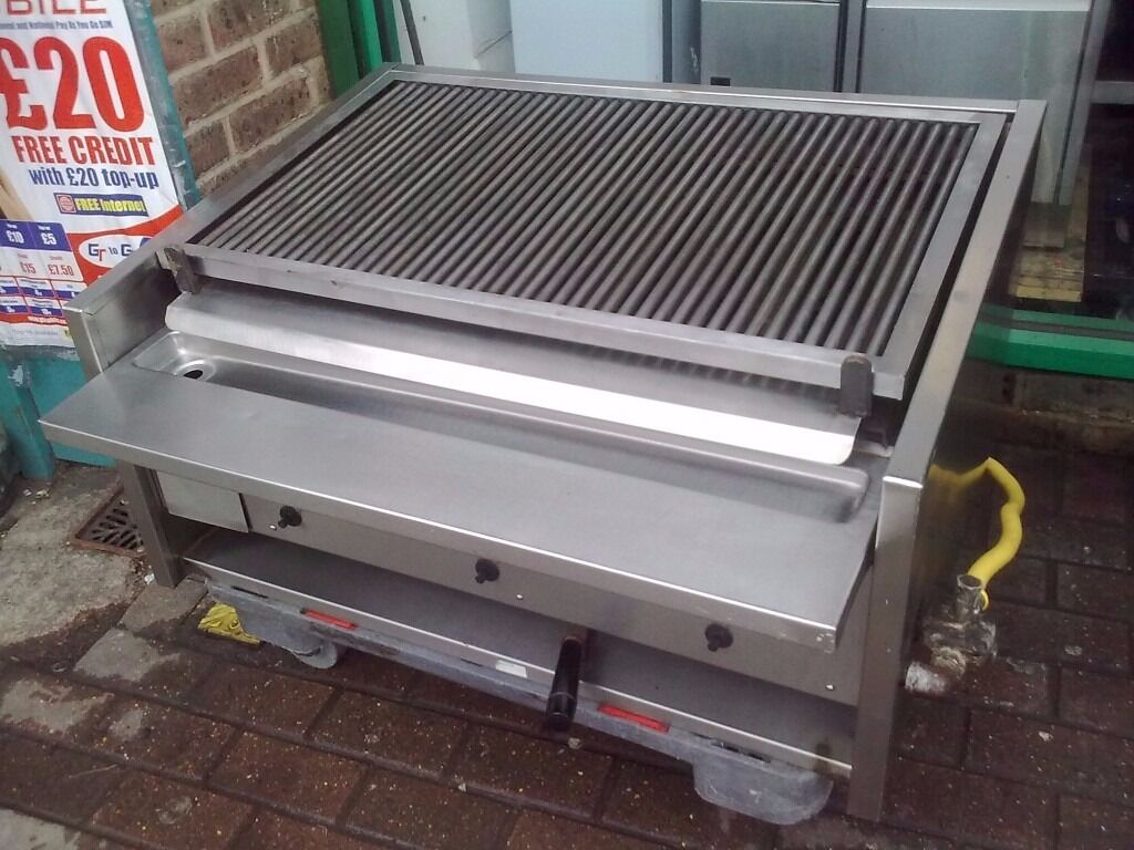 Restaurant Kitchen Grill catering commercial charcoal bbq kebab gas grill fast food