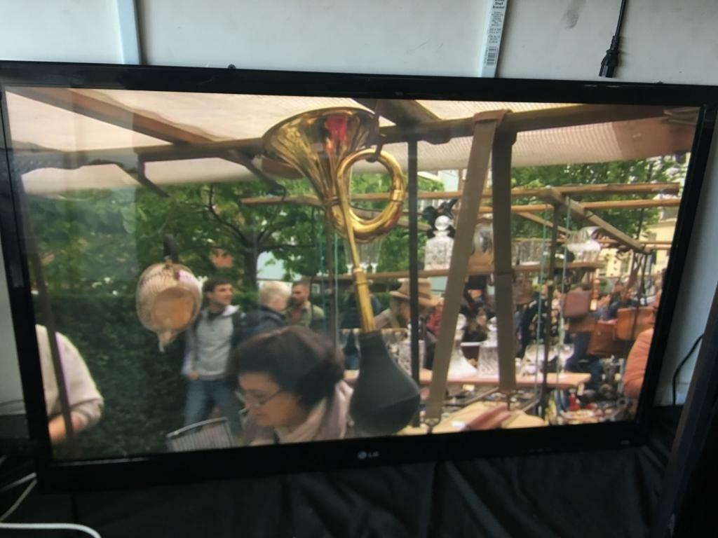 "LG 50"" plasma HD freeview no stand"