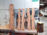 Hardwood Slabs for sale, Elm, Yew etc. MUST SEE