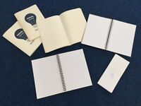 Notebooks (NEW!)_£2 for ALL