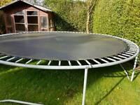 G force 15ft trampoline
