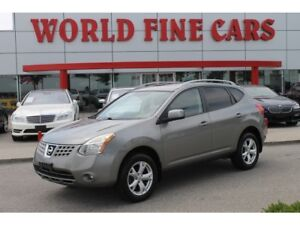 2009 Nissan Rogue S | Accident Free | Certified