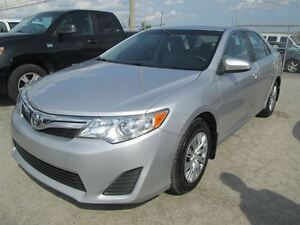 2012 Toyota Camry LE**LOW KM**CERTIFIED**3 YEARS WARRANTY INCLUD