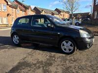 2003 Renault Clio Dynamique 1.2 77,000 Miles CD Player with Aux Input 1 Year MOT