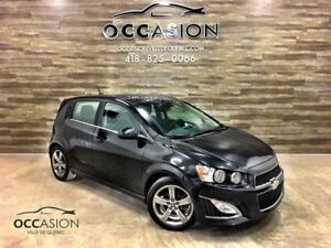 2013 Chevrolet Sonic RS HB5 1.4 TURBO TOIT OUVRANT