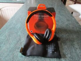 Boompods Headphones ( brand new and boxed )