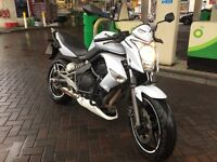 Kawasaki er6n 650cc perfect condition