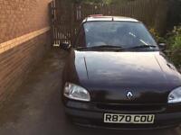 Spares or repairs Renault Clio