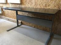 Ikea Office Desk (Black)