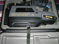 CAMERA VHS SHARP VL-L150U  for sale