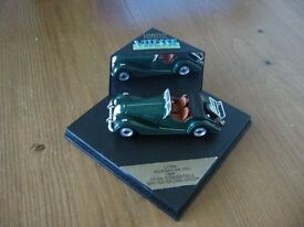 Morgan 4/4 diecast 1/43 scale model car