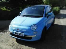 Fiat 500 Lounge 2011 1.2L