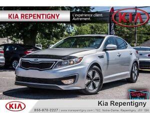 2013 Kia Optima Hybrid -