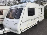 Compass magnum classic 2007 2 berth with motor mover