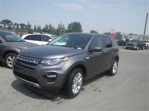 2016 Land Rover Discovery Sport HSE | Leather | Nav | Backup Cam